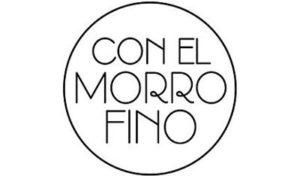 Logo Con el morro fino. Restaurante Metro Bistró Madrid Centro Plaza Mayor
