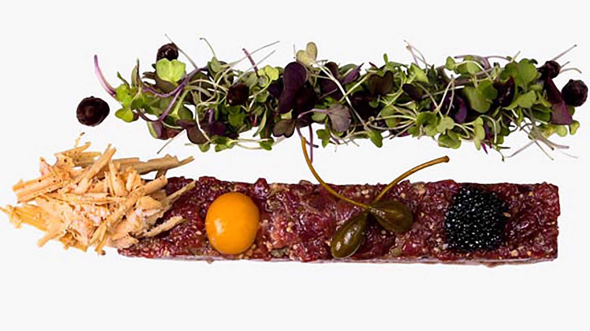Steak tartar Metro Bistro